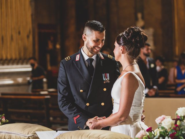 Il matrimonio di Marika e Ovidio a Roma, Roma 29