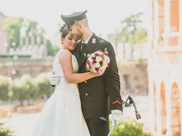 Il matrimonio di Marika e Ovidio a Roma, Roma 31