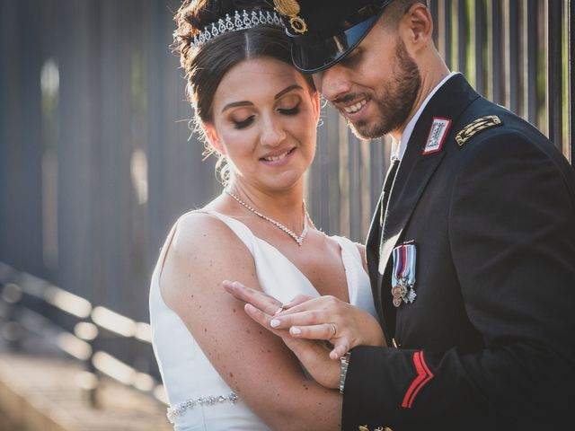 Il matrimonio di Marika e Ovidio a Roma, Roma 34