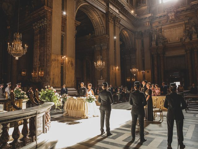 Il matrimonio di Marika e Ovidio a Roma, Roma 50