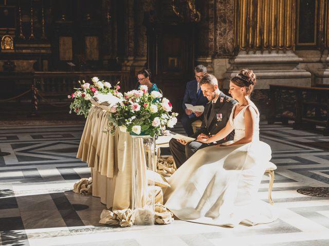 Il matrimonio di Marika e Ovidio a Roma, Roma 51