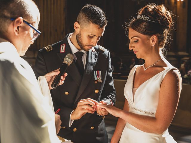 Il matrimonio di Marika e Ovidio a Roma, Roma 52
