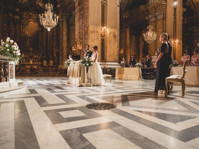 Il matrimonio di Marika e Ovidio a Roma, Roma 53