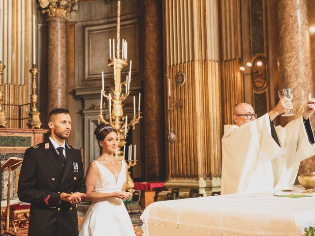 Il matrimonio di Marika e Ovidio a Roma, Roma 54