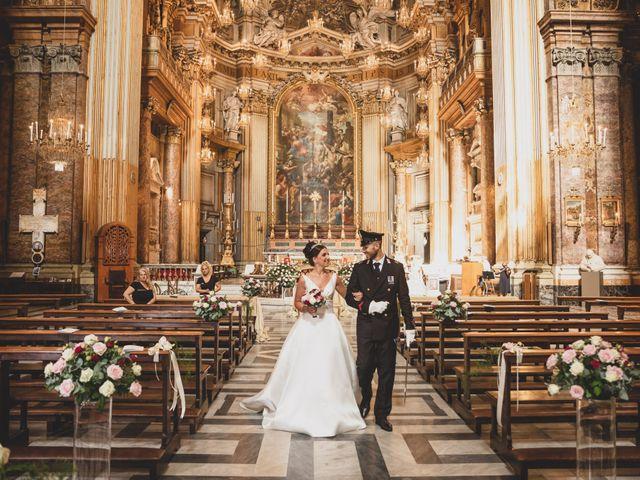Il matrimonio di Marika e Ovidio a Roma, Roma 55