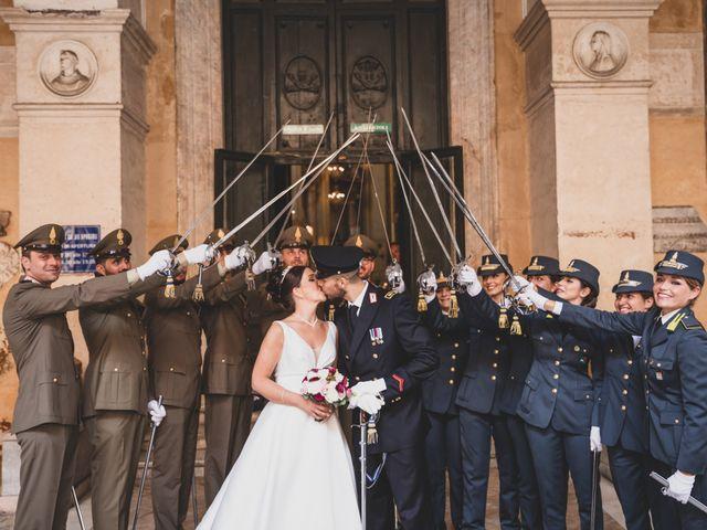Il matrimonio di Marika e Ovidio a Roma, Roma 58