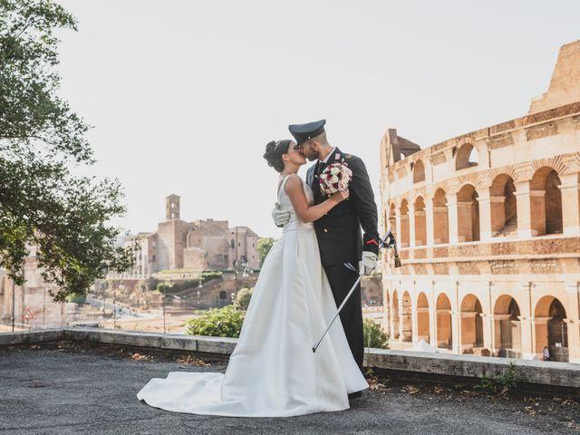 Il matrimonio di Marika e Ovidio a Roma, Roma 59
