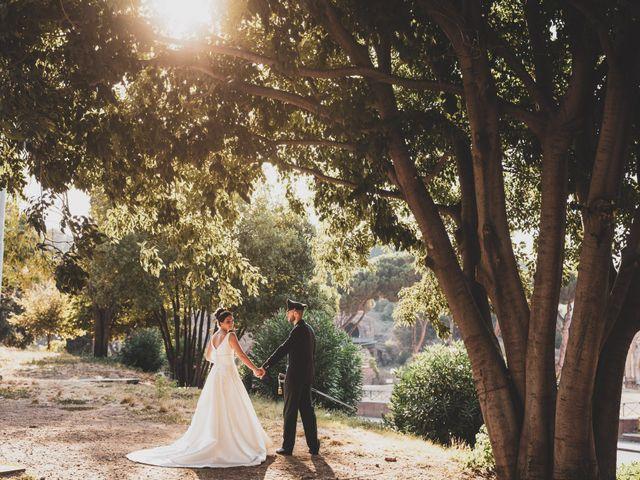 Il matrimonio di Marika e Ovidio a Roma, Roma 61