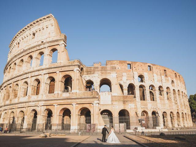 Il matrimonio di Marika e Ovidio a Roma, Roma 67