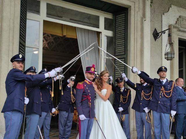 Il matrimonio di Nicholas e Manuela a Casciago, Varese 1