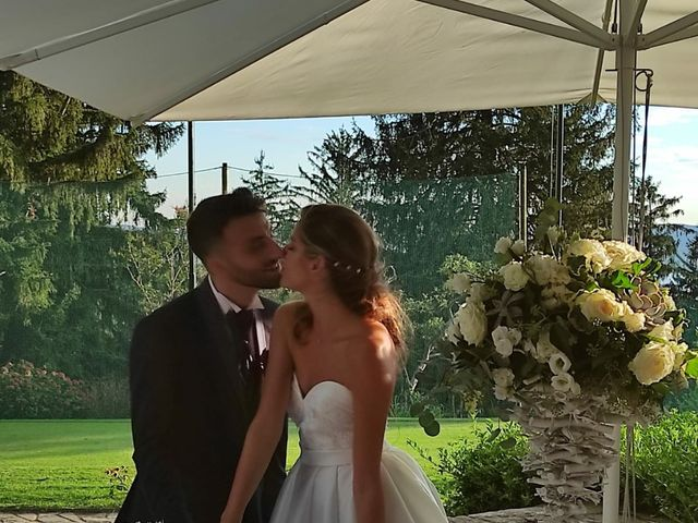 Il matrimonio di Nicholas e Manuela a Casciago, Varese 3