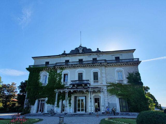 Il matrimonio di Nicholas e Manuela a Casciago, Varese 6