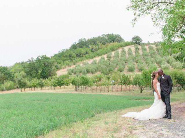 le nozze di Jessica e Tracy