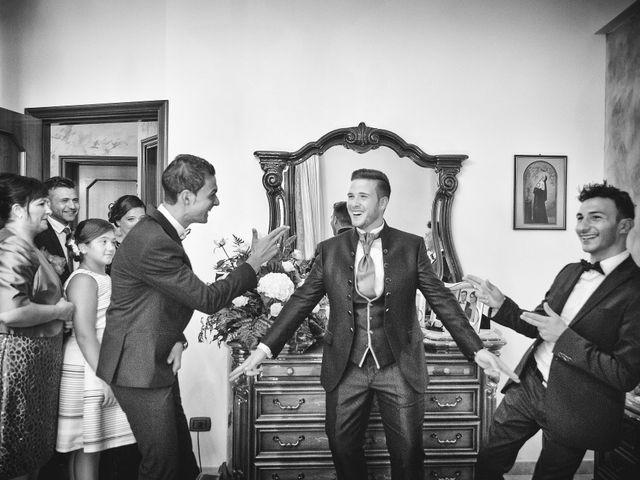 Il matrimonio di Gero e Valeria a Palma di Montechiaro, Agrigento 3