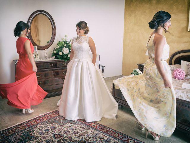 Il matrimonio di Gero e Valeria a Palma di Montechiaro, Agrigento 5