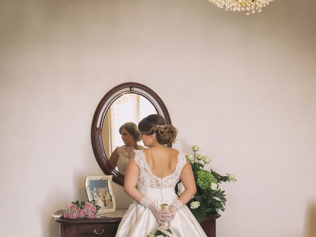 Il matrimonio di Gero e Valeria a Palma di Montechiaro, Agrigento 6
