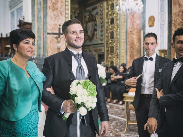 Il matrimonio di Gero e Valeria a Palma di Montechiaro, Agrigento 8