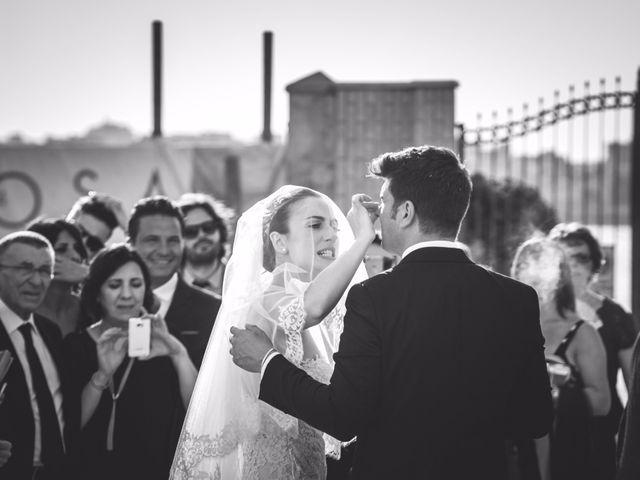 Le nozze di Marianna e Calogero