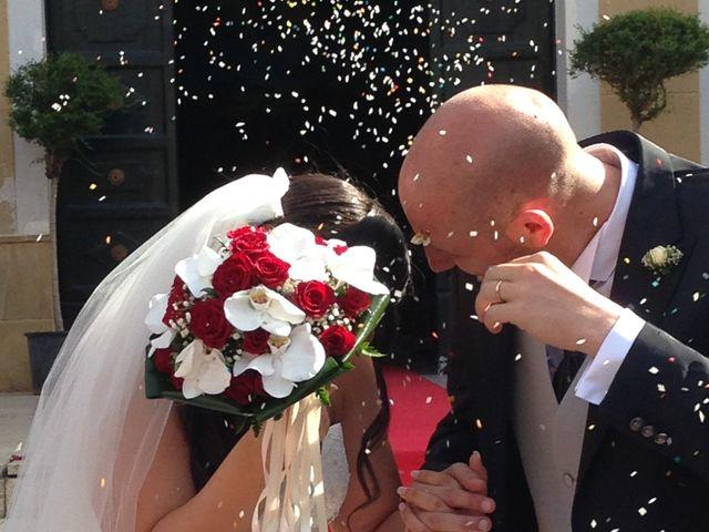 Il matrimonio di Martina e Amedeo a Villabate, Palermo 12