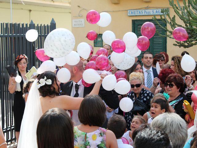 Il matrimonio di Martina e Amedeo a Villabate, Palermo 13