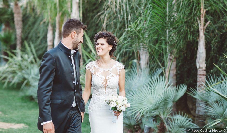 Il matrimonio di Mattia e Rosanna a Boville Ernica, Frosinone