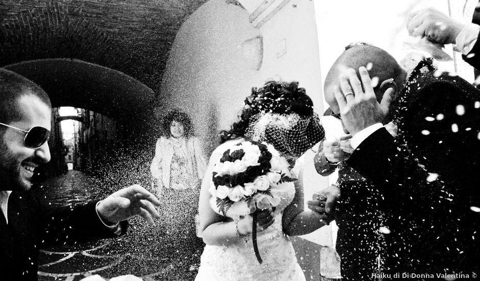 Il matrimonio di Antonio e Elisa a Finale Ligure, Savona
