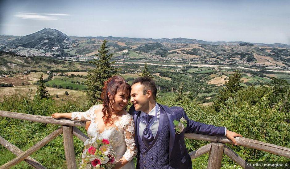 Il matrimonio di Alberto e Giulia a Maiolo, Pesaro - Urbino
