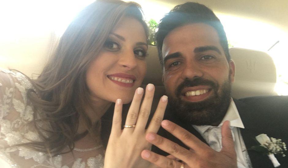 Il matrimonio di Alessandro  e Giusy  a Paternò, Catania