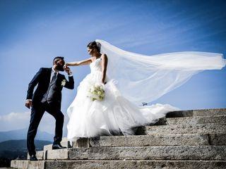 le nozze di Enrica e Fabio 1