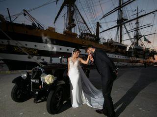 Le nozze di Roberta e Lorenzo 1