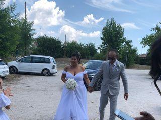 Le nozze di Jessica e Simone 2