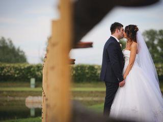Le nozze di Nadia e Erjon