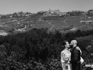 Le nozze di Eliana e Fabio