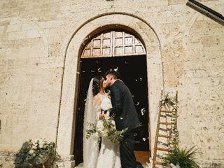 Le nozze di Sara e Mehdi