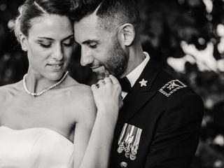 Le nozze di Chiara e Alessandro