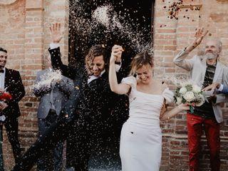 Le nozze di Valerie e Andrea