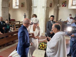 Le nozze di Aurora S. e Luigi Pio 2