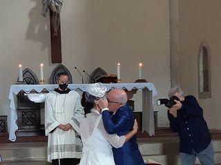 Le nozze di Aurora S. e Luigi Pio 3