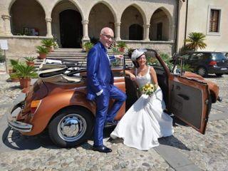 Le nozze di Aurora S. e Luigi Pio
