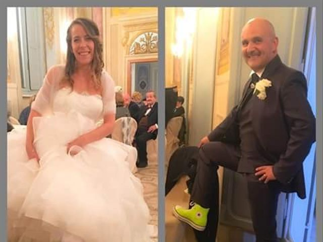 Il matrimonio di Umberto e Elisa a San Giuliano Terme, Pisa 3