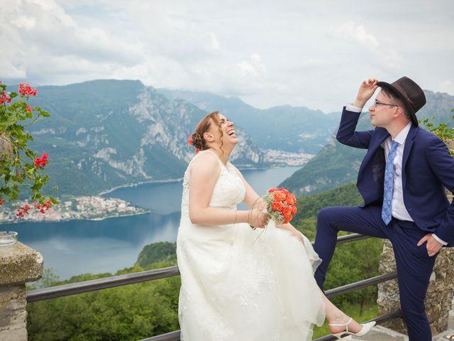 Le nozze di Chiara e Jared