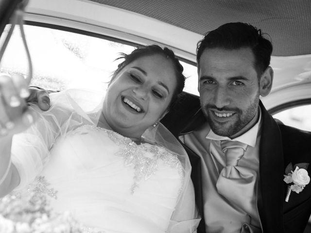 le nozze di Anna Maria e Leonardo