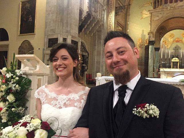 Il matrimonio di Mirko e Maria Giulia a Castellanza, Varese 5