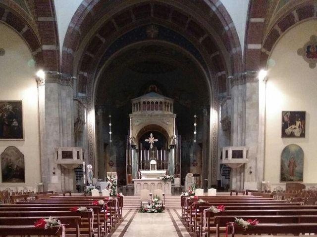 Il matrimonio di Mirko e Maria Giulia a Castellanza, Varese 6