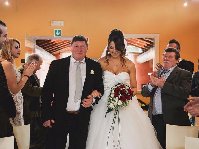 Il matrimonio di Erjon e Nadia a Salvirola, Cremona 12