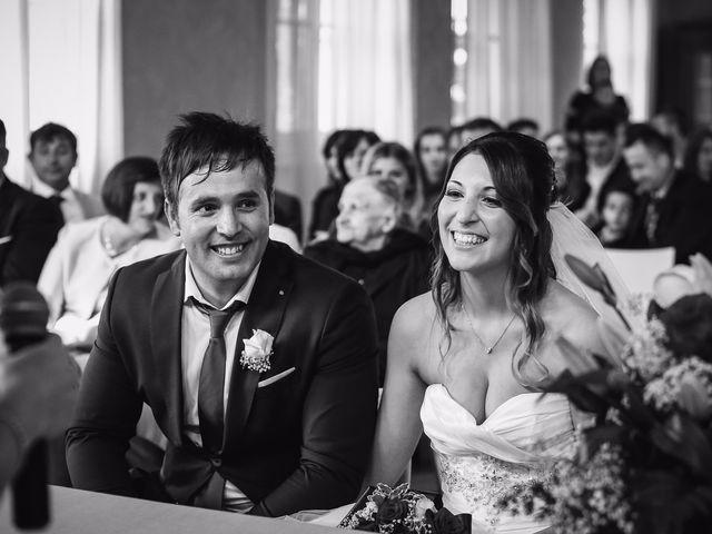 Il matrimonio di Erjon e Nadia a Salvirola, Cremona 14