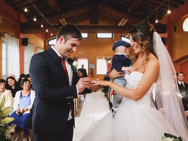 Il matrimonio di Erjon e Nadia a Salvirola, Cremona 16