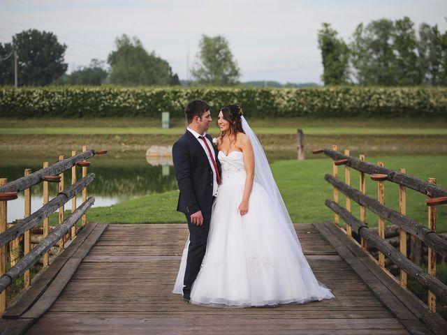 Il matrimonio di Erjon e Nadia a Salvirola, Cremona 21