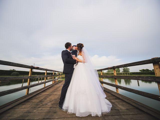 Il matrimonio di Erjon e Nadia a Salvirola, Cremona 23