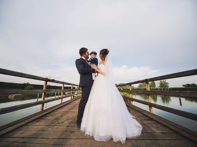 Il matrimonio di Erjon e Nadia a Salvirola, Cremona 24